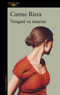 Portada del libro Vengaré tu muerte