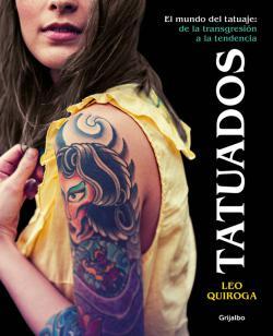 Portada del libro Tatuados