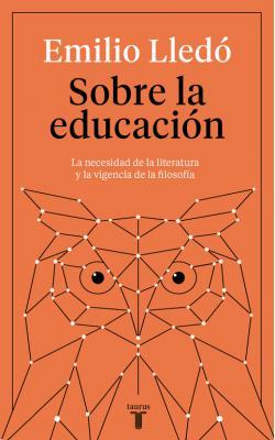 Portada del libro Sobre la educación