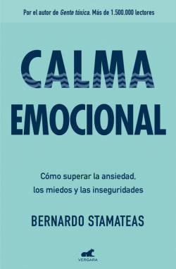 Portada del libro Calma emocional