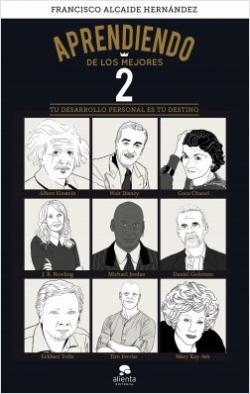 Portada del libro Aprendiendo de los mejores 2