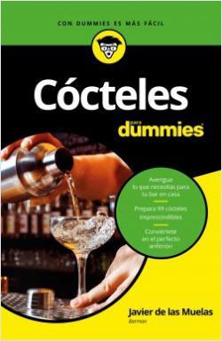 Portada del libro Cócteles para Dummies