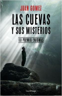 Portada del libro las cuevas y sus misterios