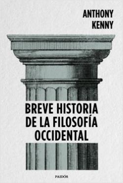 Portada del libro Breve historia de la filosofía occidental