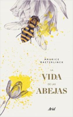 Portada del libro La vida de las abejas