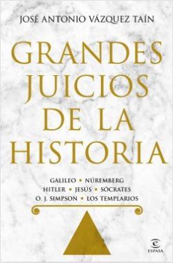 Portada del libro Grandes juicios de la historia