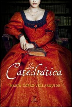 Portada del libro La catedrática