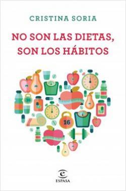 Portada del libro No son las dietas, son los hábitos