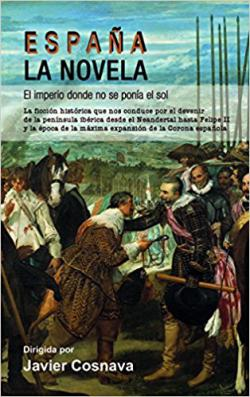 Portada del libro España la novela