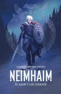 Portada del libro Neimhaim. El azor y los cuervos