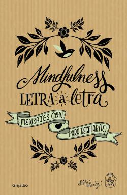 Portada del libro Mindfulness letra a letra