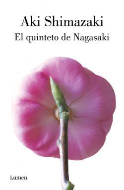 Portada del libro El quinteto de Nagasaki