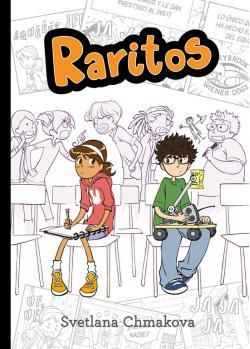 Portada del libro Raritos