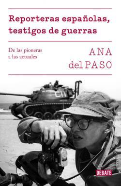 Portada del libro Reporteras españolas, testigos de guerra