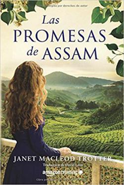 Las promesas de Assam. Aromas de té 2