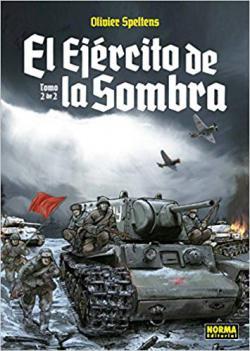 Portada del libro El ejército de la Sombra (Tomo 2)