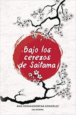 Portada del libro Bajo los cerezos de Saitama