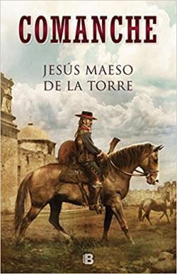 Portada del libro Comanche
