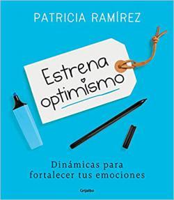 Portada del libro Estrena optimismo