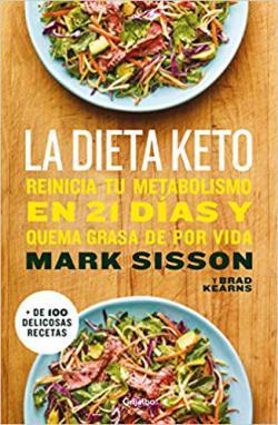 Portada del libro La dieta Keto