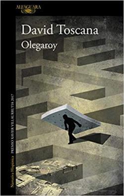 Portada del libro Olegaroy (Mapa de las lenguas)