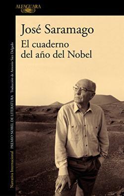 Portada del libro El cuaderno del año del Nobel