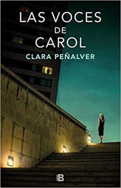 Portada del libro Las voces de Carol