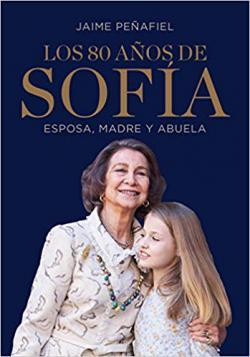Portada del libro Los 80 años de Sofía