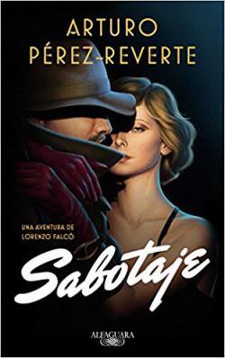 Portada del libro Sabotaje. Serie Falcó