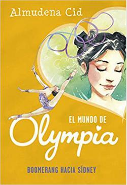 Portada del libro Boomerang hacia Sídney (El mundo de Olympia 3)