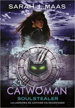 Portada del libro Catwoman: Soulstealer