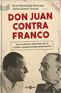 Portada del libro Don Juan contra Franco