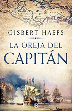 Portada del libro La oreja del capitán
