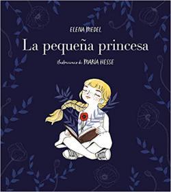 Portada del libro La pequeña princesa