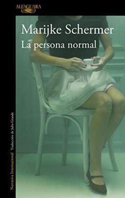 Portada del libro La persona normal