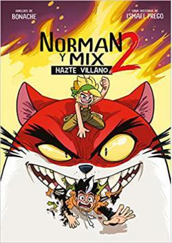 Portada del libro Norman y Mix 2