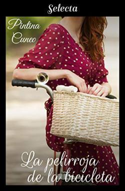 Portada del libro La pelirroja de la bicicleta