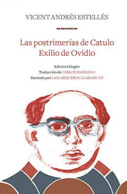 Portada del libro Las postrimerías de Catulo | Exilio de Ovidio