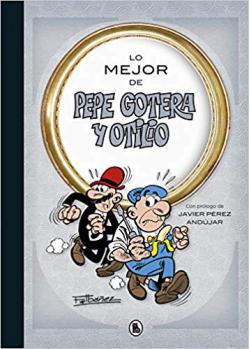 Portada del libro Lo mejor de  Pepe Gotera y Otilio (Lo mejor de...)