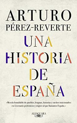 Portada del libro Una historia de España