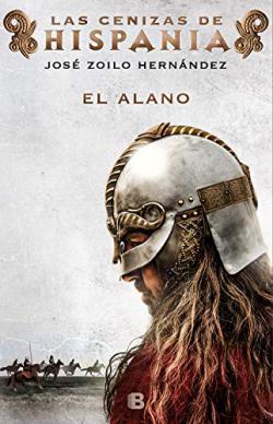 Portada del libro El alano. Las cenizas de Hispania 1
