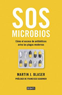 Portada del libro SOS microbios