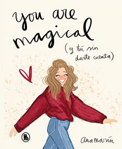 Portada del libro You are magical: Y tú sin darte cuenta