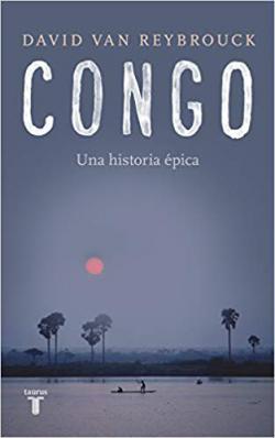 Portada del libro Congo