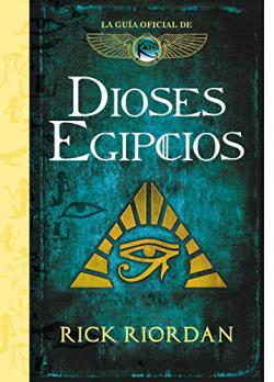 Portada del libro Dioses egipcios