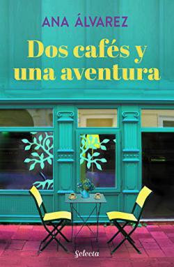 Portada del libro Dos cafés y una aventura. Dos más dos 2