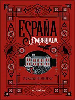 Portada del libro España embrujada
