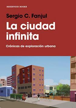 Portada del libro La ciudad infinita