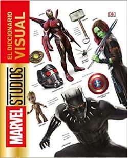 Portada del libro Marvel Studios