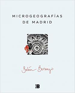 Portada del libro Microgeografías de Madrid